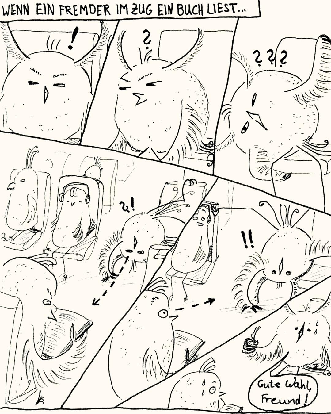 Minicomic Zug