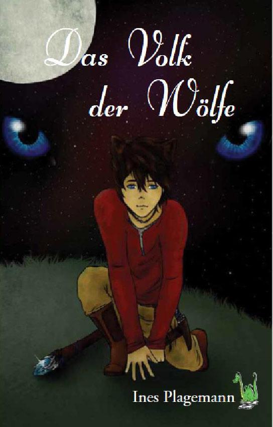 Buchcover Das Volk der Wölfe